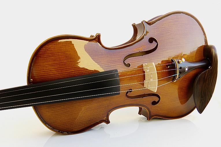 Comprar un violín de estudio de calidad